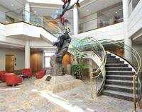 Lobby for Acne Treatment Center