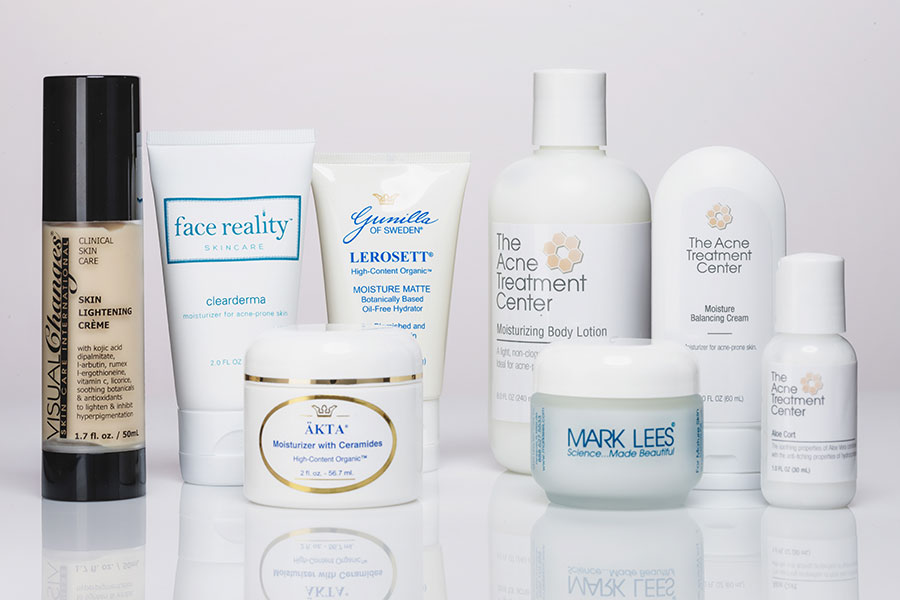 The Acne Treatment Center Moisturizers