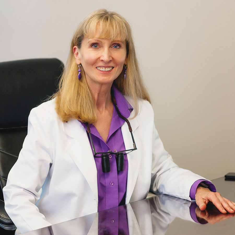 Jane Neville Dudik, founder and owner of The Acne Treatment Center