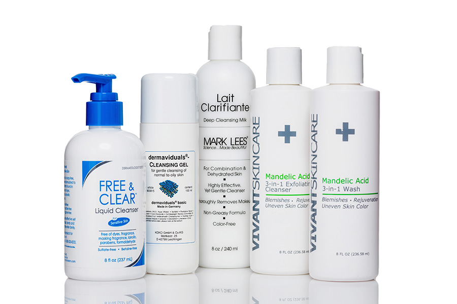 The Acne Treatment Center Cleansers