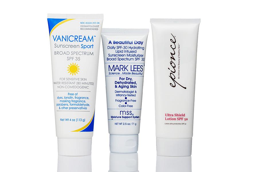 The Acne Treatment Center Sunscreens
