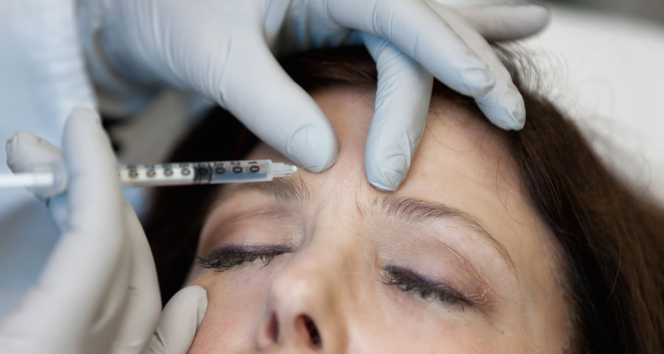 BOTOX® and JUVÉDERM® Okay, so we aren't talking about acne for a minute.