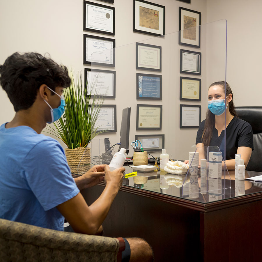 The Acne Treatment Center is a team of passionate people